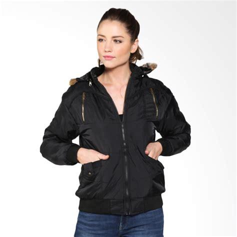 Jaket Hoodie Wanita Black jual monstruck heartbreat parasut jacket with hoody ms f