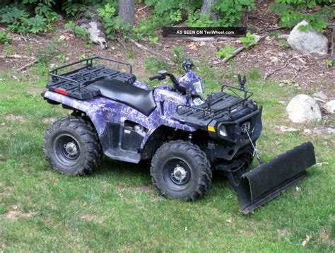 2006 polaris sportsman ho awd autos post