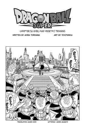 VIZ | Read Dragon Ball Super, Chapter 52 Manga - Official