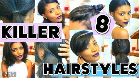 8 killer back to school hairstyles for hair hair 8 killer heatless hairstyles for school