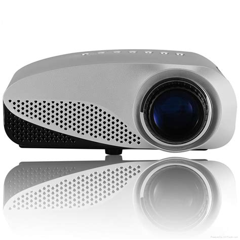 vivibright newest gp8s projector mini home theater