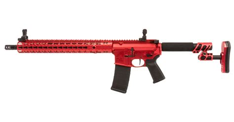 Rifle Giveaway - aero precision november rifle giveaway m4e1 complete rifle in anodized red ar15vault