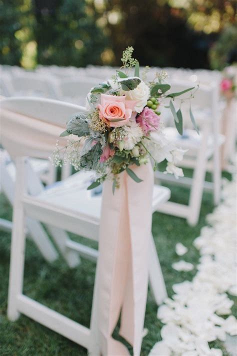 20 must wedding chair decorations for ceremony 28 awesome wedding chair decoration ideas for ceremony and reception page 3 of 3 oh best day