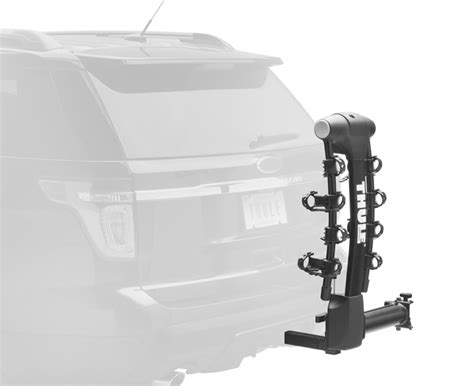 thule swing away bike carrier thule vertex swing away hitch bike rack swinging mount