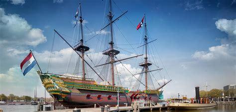 scheepvaartmuseum schip voc schip tall schips pinterest