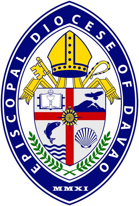 Episcopal Church In The Philippines Martin S Ecclesiastical Heraldry Seal St Template