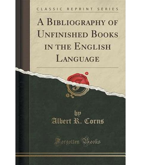 a grammar of the arabic language classic reprint books a bibliography of unfinished books in the language