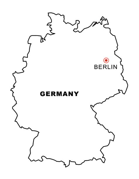 Germany Coloring Pages Az Coloring Pages Germany Coloring Page