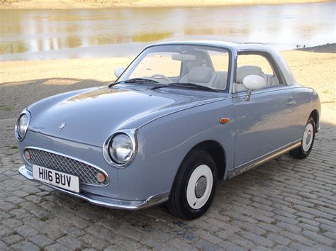 classic chrome nissan figaro 1991 h grey