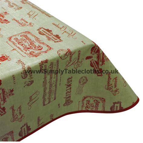 tablecloths uk ivory oilcloth tablecloth