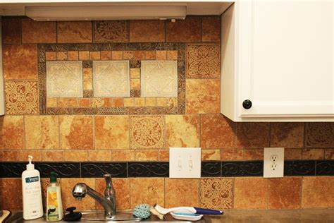 kitchen tile backsplash how to remove a kitchen tile backsplash