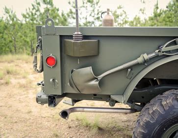 willys jeep blackout light 1944 ford gpw sas jeep collection