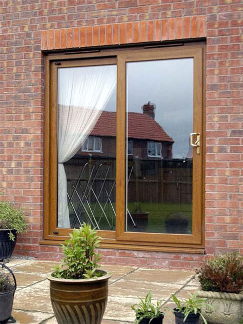 Oak Patio Doors Upvc High Security Patio Door Styles And Options Various Locks And Colours Glazing