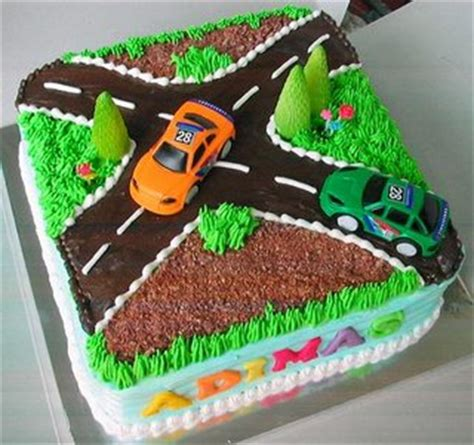 Kancing Hias Kayu Motif Kue Ulang Tahun cake miracle by peni respati cake hias mobil versi 3