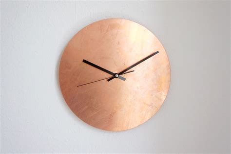 Handmade Wall Clock - handmade wall clocks on etsy handmade
