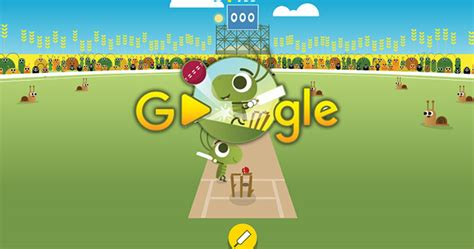 Doodle Celebrates Icc Chions Trophy With