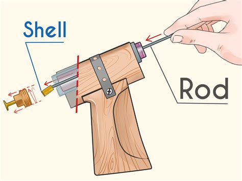 how to gun a how to make a zip gun 12 steps with pictures wikihow