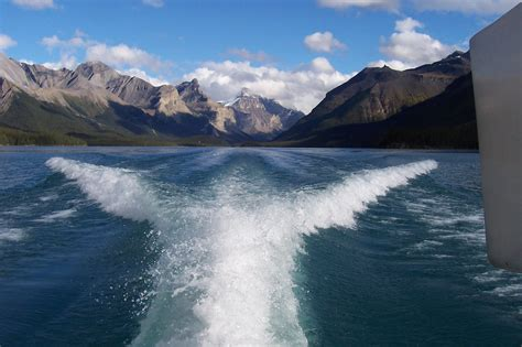 kelvin wake boat talus slopes montage of awesome things
