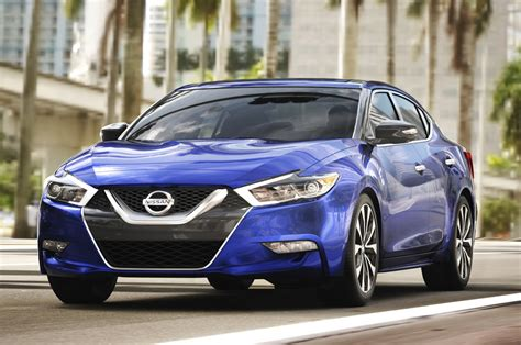 Nissan Maxima Motor by 2016 Nissan Maxima Reviews And Rating Motor Trend