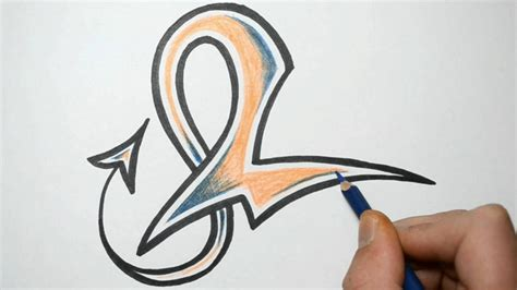 cool l how to draw alphabet letters in graffiti l