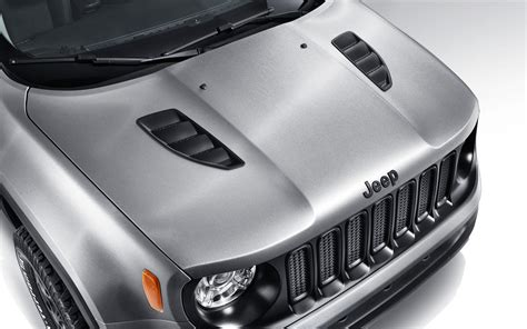 jeep renegade accessories jeep renegade hard steel concept gear heads