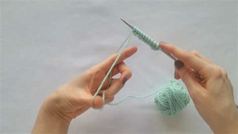 how to cast on knitting for beginners how to knit on for beginners