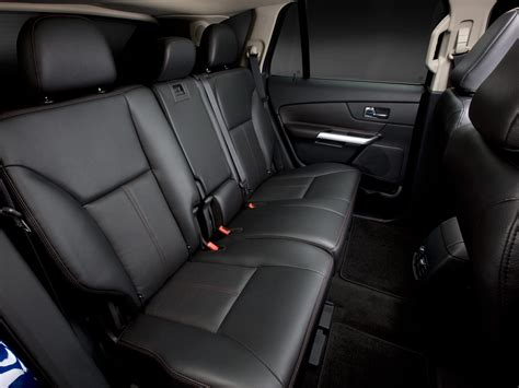 2012 Ford Edge Interior by 2012 Ford Edge Price Photos Reviews Features