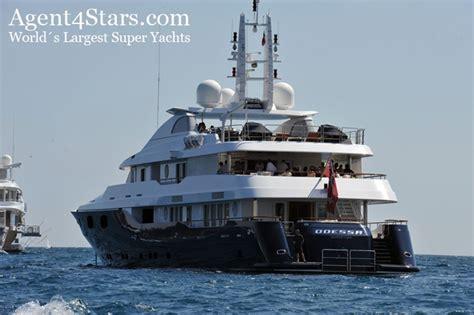 Len Yacht by Odessa 49 Meter Yacht By Christensen Yachtssuper Yachts By