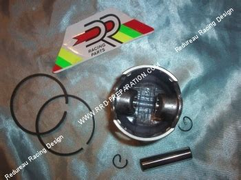 Mute Mote Pink 4mm Dr Racing Piston Bi Segment 216 47 Or 47 4mm Axis 10mm For