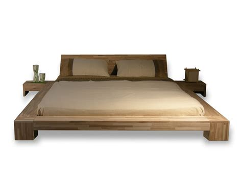 tatami bett tatami wooden bed isola by cinius design fabio fenili