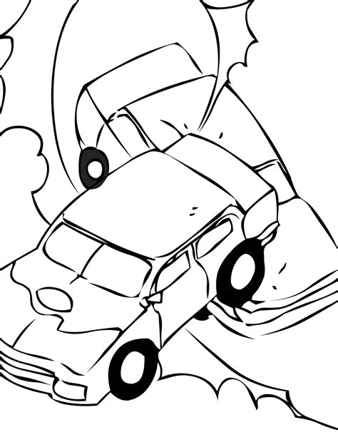 derby cars coloring pages demolition derby cars coloring pages