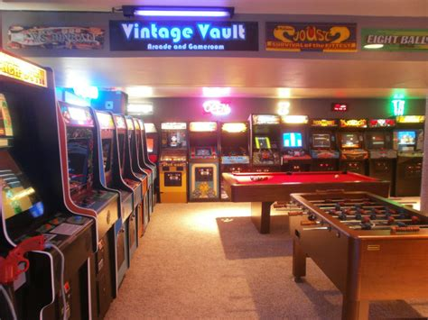 home arcades that names klov vaps coin op videogame