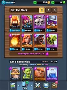 best decks best clash royale decks arena 4 7 5 decks and