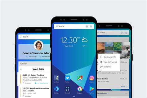 microsoft launcher beta gets a big update with new features