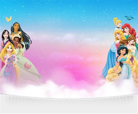 background design disney disney princess backgrounds wallpaper cave