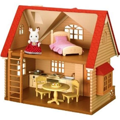 calico critter cottage calico critters cozy cottage starter set calico critters