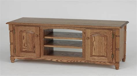 country style tv stands solid oak country style tv stand w cabinet 60 the oak