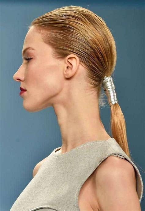 beautiful ponytail hairstyles  ladies sheideas