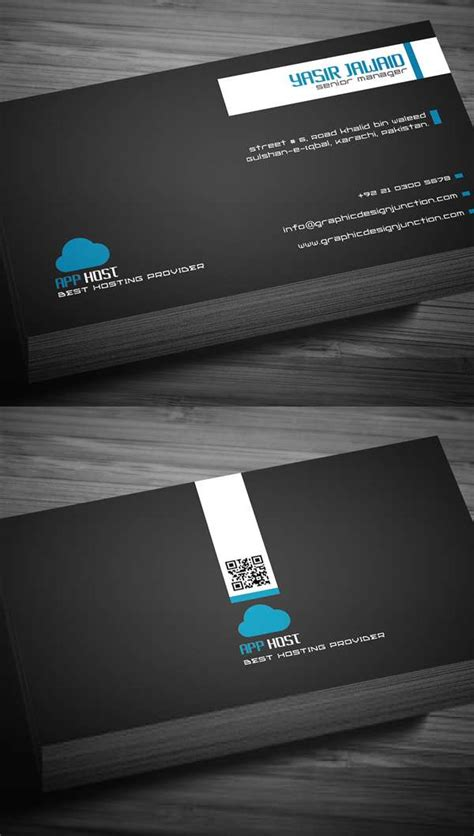 business cards for companies with template 77041 15 free business cards psd templates freakify