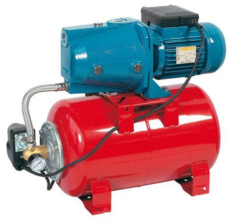 costo vaso espansione pompa con autoclave 750 w wortex 25 lt prevalenza max 45 m