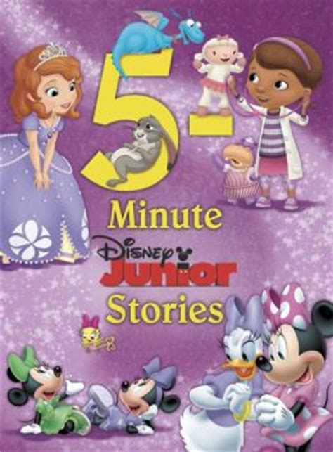 peanuts 5 minute stories books disney junior 5 minute disney junior stories by disney