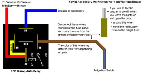 100 wiring diagram for lights on buzzer how to make