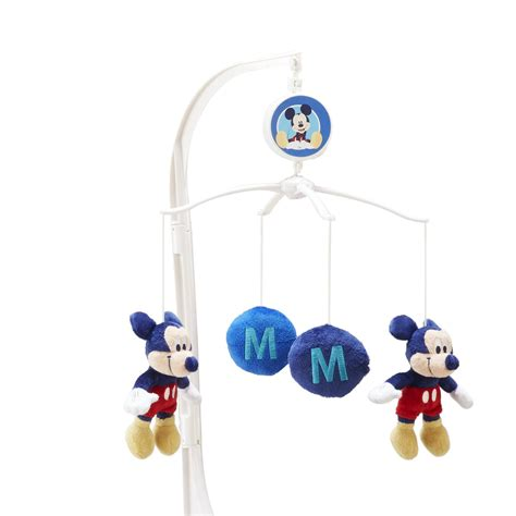 Disney Crib Mobile by Disney Infant S Musical Mobile M Is For Mickey