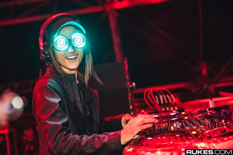 rezz shares the real reason why she s always wearing a hat your edm
