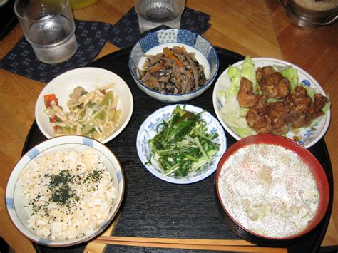 asian dinner japan get out the house