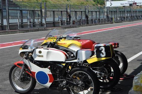 Motorrad Classic Rennen 2018 by Bikers Classics 2018 29 Juni Bis 1 Juli In Spa