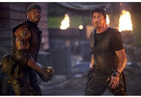 terry crews expendables the expendables movie stills