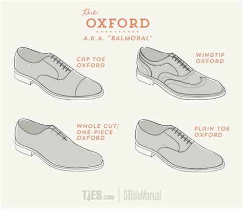 types of oxford shoes the ultimate s dress shoe guide the gentlemanual a