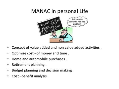 Mba Managerial Accounting And Budgeting by Managerial Accounting In Real