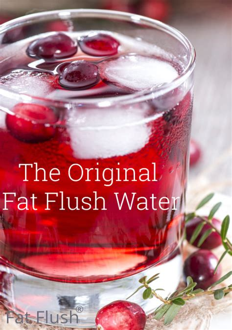 Louise Gittleman Detox Water by Flush